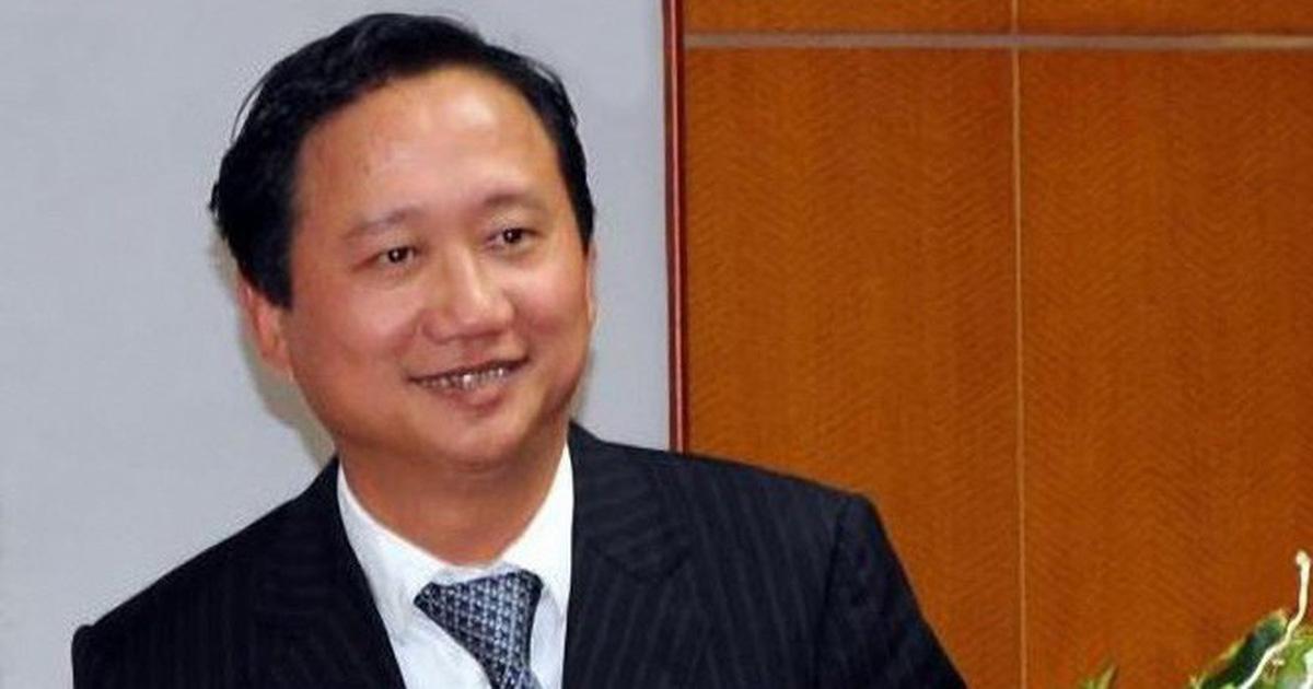 Ba luật sư được cấp giấy bào chữa cho Trịnh Xuân Thanh