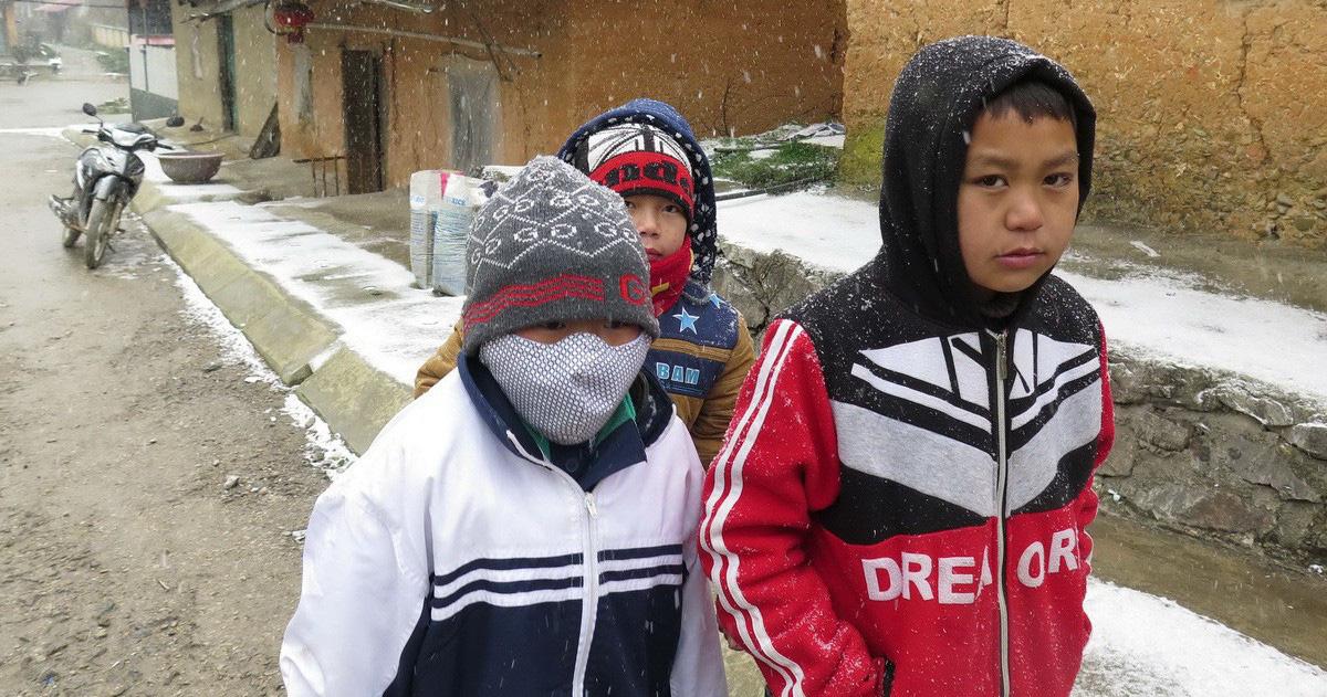 Không khí lạnh tăng cường,  Hà Nội có thể rét 9-12 độ