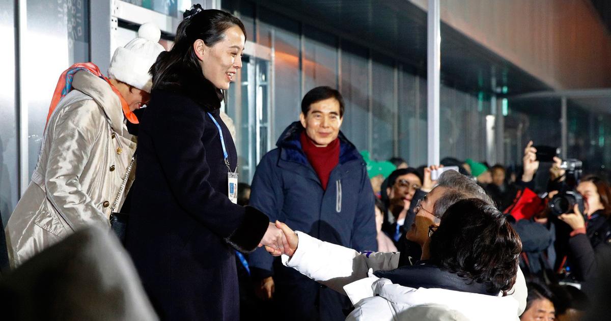 Em gái ông Kim Jong Un được chờ đón hơn sao điện ảnh