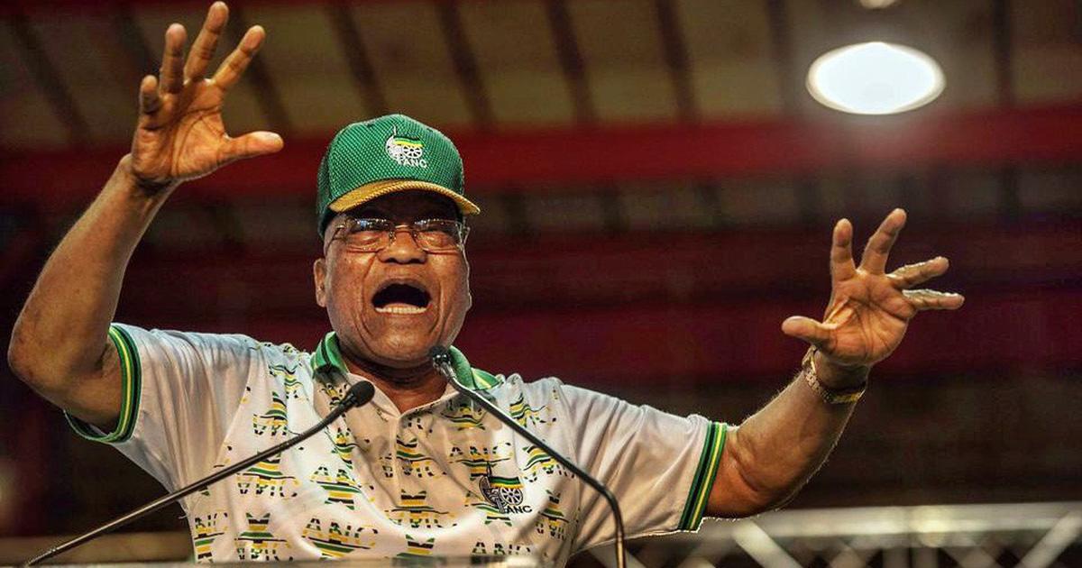 Lò Nam Phi đòi đốt củi cả Tổng thống