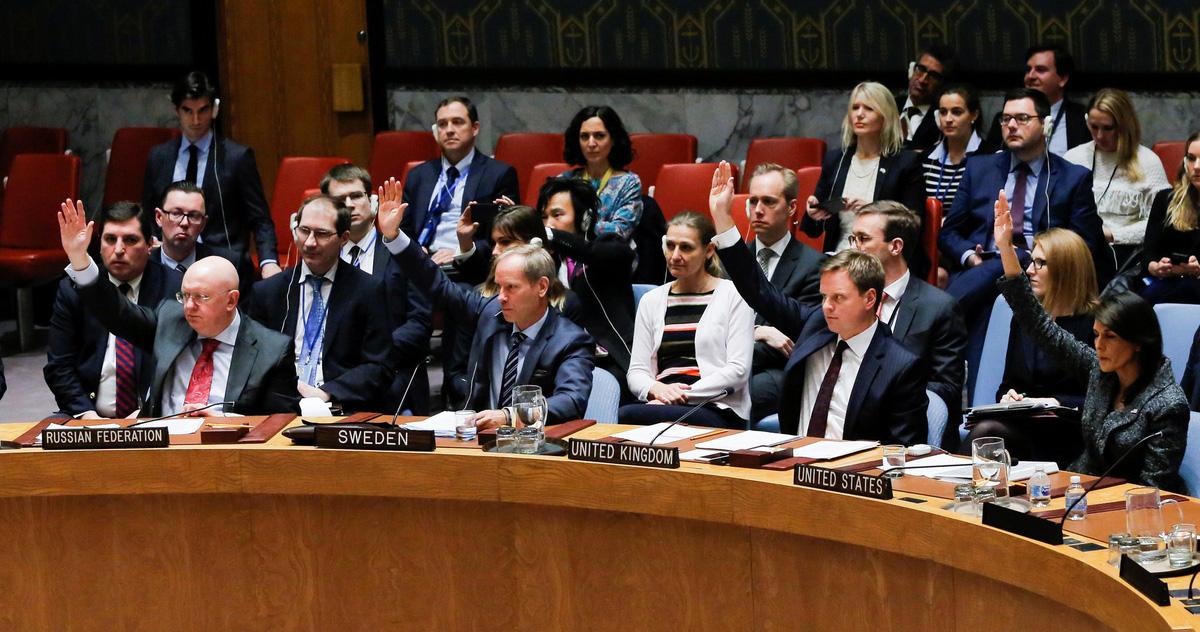 Liên Hiệp Quốc thông qua yêu cầu ngưng bắn ở Syria