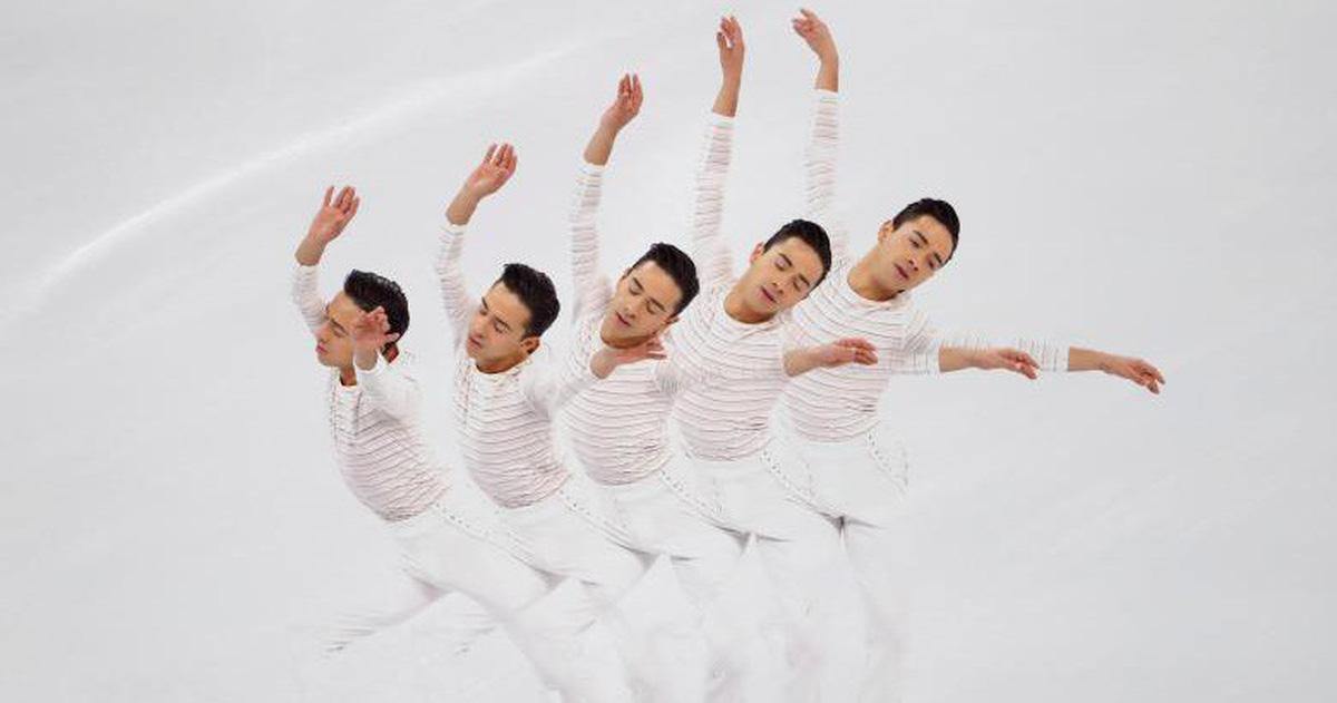 Vũ điệu mùa đông ở Pyeongchang