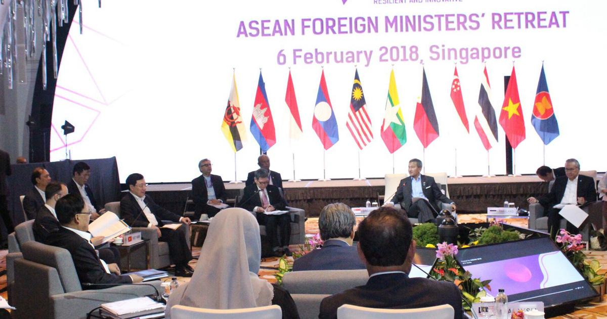 Không để bên ngoài chia rẽ ASEAN