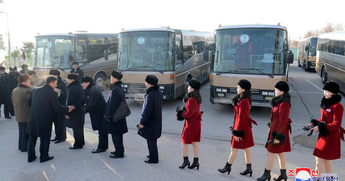 Quan chức Triều Tiên bị trừng phạt được LHQ cấp phép tới Hàn Quốc
