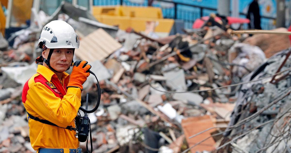 Bỉ mặt Bắc Kinh, Đài Loan cho Nhật tới giúp sau động đất