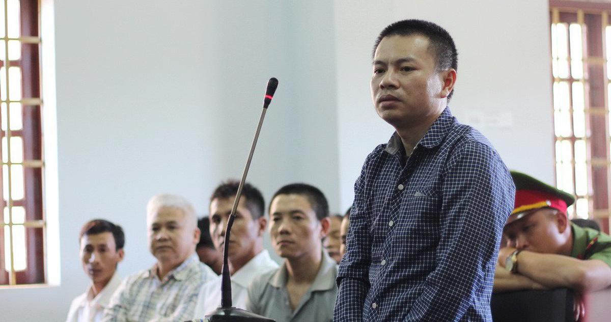 Đề nghị tử hình người bắn chết 3 bảo vệ Công ty Long Sơn