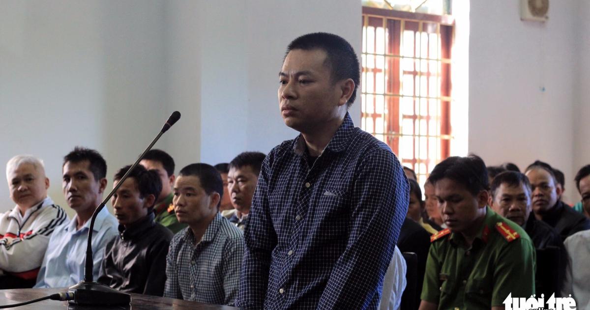Bị tuyên án tử hình, người bắn chết 3 bảo vệ kháng cáo