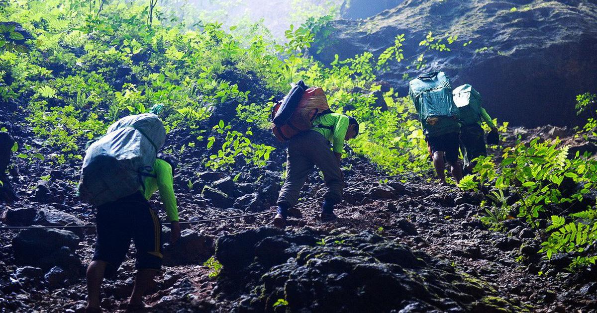 Phản đối cáp treo vào hang Én bởi đây là cửa ngõ Sơn Đoòng