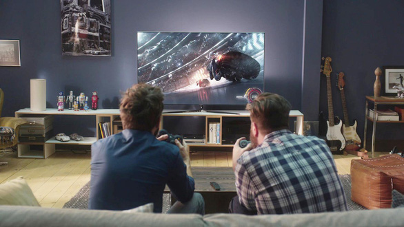 Top 5 mẫu smart TV 4K được săn đón nhất dịp Tết này - Ảnh 1.