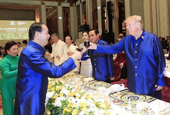 Nét đẹp quê hương trên bàn tiệc APEC - Ảnh 4.