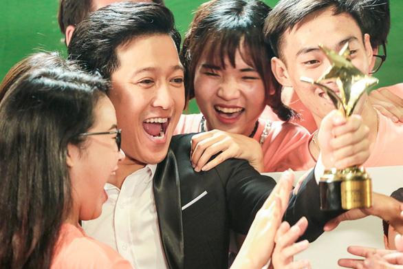 Trường Giang, Đức Thịnh, Thanh Thuý hợp sức làm phim Tết 2018 - Ảnh 1.