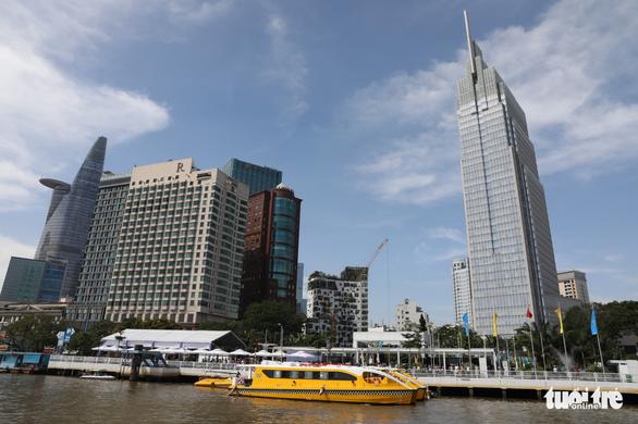 Tuyến buýt sông đầu tiên ở Sài Gòn chính thức hoạt động - Ảnh 3.