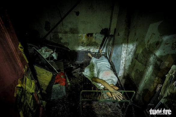 Cận cảnh sự hoang phế của Hãng phim truyện Việt Nam - Ảnh 2.