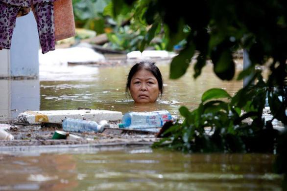 Sốc với ảnh thảm họa thiên nhiên dữ dội năm 2017 - Ảnh 1.