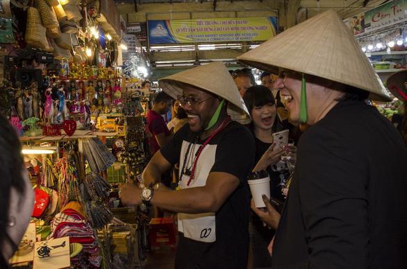 Thành viên Black Eyed Peas: Chúc mừng năm mới, Việt Nam! - Ảnh 2.