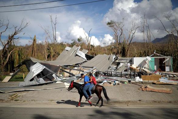 Sốc với ảnh thảm họa thiên nhiên dữ dội năm 2017 - Ảnh 6.