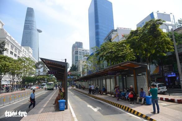 TP.HCM khánh thành trạm xe buýt Hàm Nghi hiện đại - Ảnh 5.