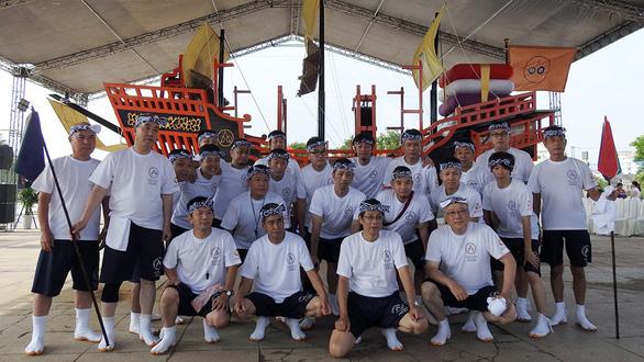 Người Nhật tặng Châu ấn thuyền cho Hội An - Ảnh 2.