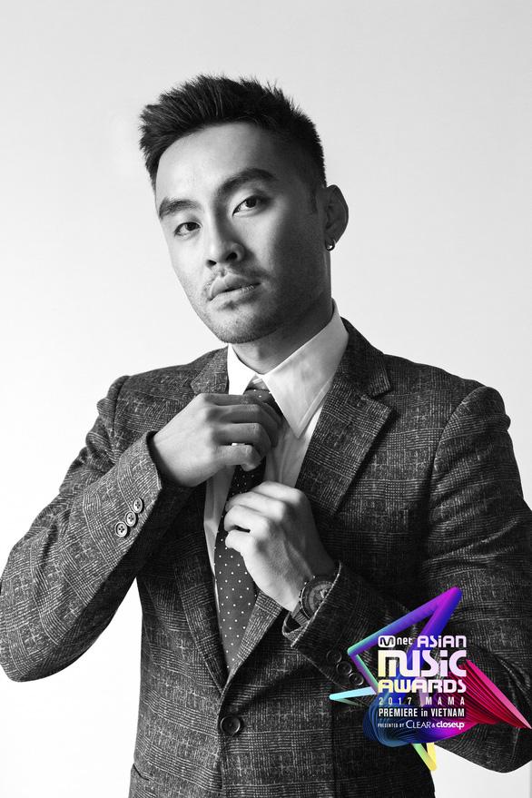 Hari Won và Dustin Phúc Nguyễn sẽ host thảm đỏ MAMA Premiere 2017 - Ảnh 2.