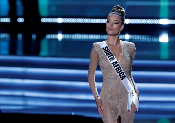 Tân Hoa hậu Hoàn vũ thanh minh scandal kỳ thị bệnh nhân HIV - Ảnh 1.