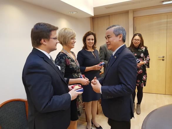 Saigontourist hợp tác phát triển thị trường du lịch Hungary - Ảnh 1.