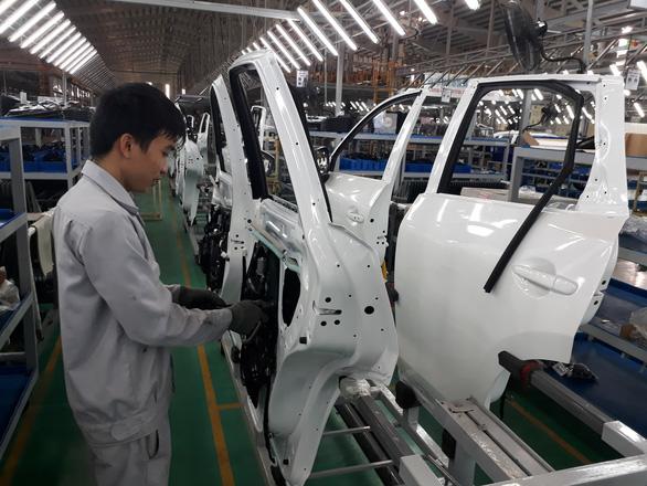 Tập đoàn Thành Công muốn sản xuất xe hơi thương hiệu Việt? - Ảnh 1.