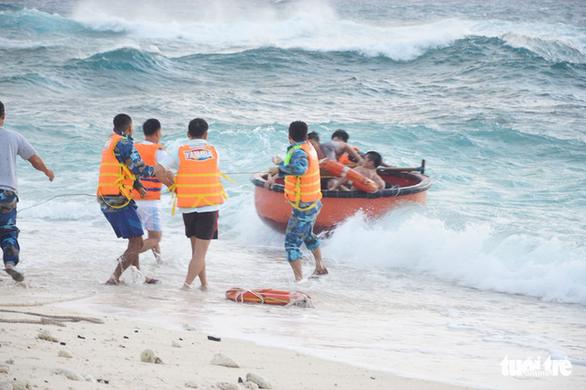 4 ngày phức tạp và nguy hiểm của bão Tembin - Ảnh 7.