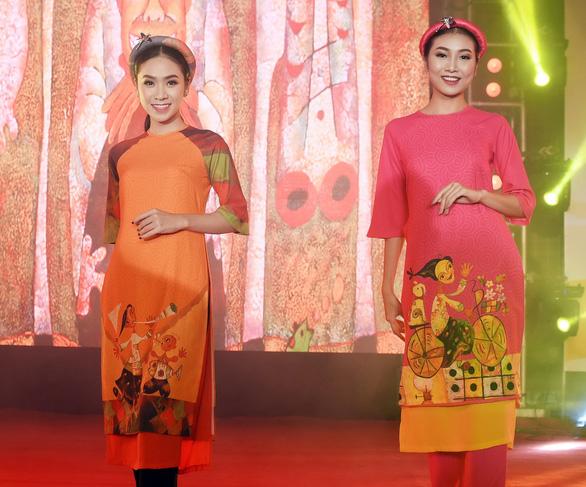 Ngọc Hân trình diễn Bức họa đồng quê tại APEC - Ảnh 9.