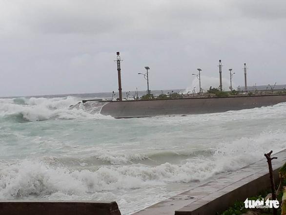 4 ngày phức tạp và nguy hiểm của bão Tembin - Ảnh 8.
