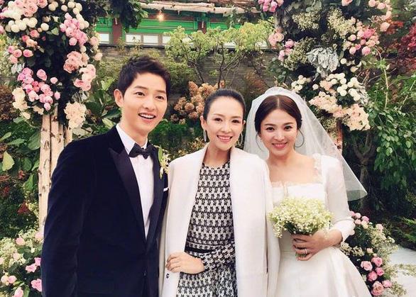 Những điều khiến fan phát điên trong đám cưới Song - Song - Ảnh 14.