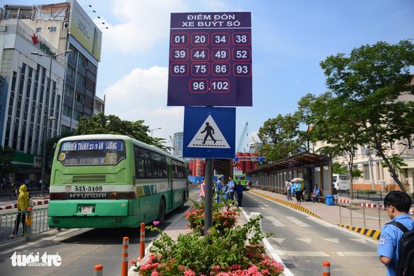TP.HCM khánh thành trạm xe buýt Hàm Nghi hiện đại - Ảnh 4.