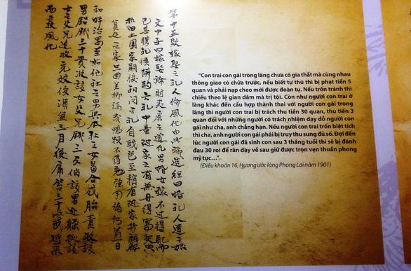 Đám cưới truyền thống Huế: trọng lễ nghi, khinh tài vật  - Ảnh 11.