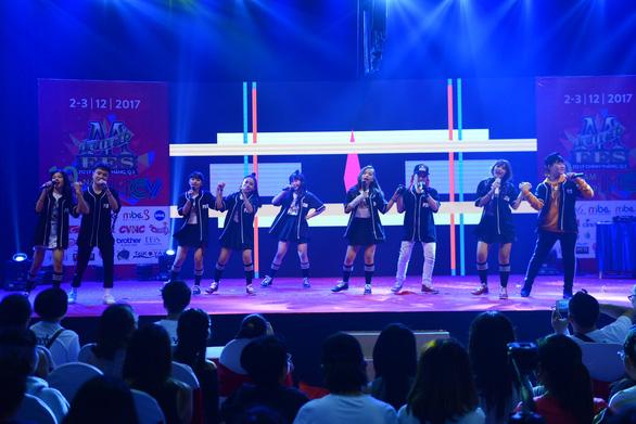 P336 lần đầu có mini show, hát cùng nhóm nhạc thần tượng Tempura Kidz - Ảnh 3.