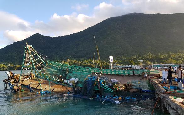 Hàng ngàn ngư dân tại Côn Đảo sẵn sàng ra khơi - Ảnh 5.