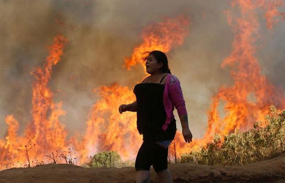 Sốc với ảnh thảm họa thiên nhiên dữ dội năm 2017 - Ảnh 13.