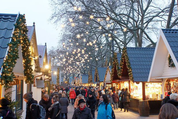 Những khu chợ Giáng sinh tuyệt nhất châu Âu - Ảnh 5.