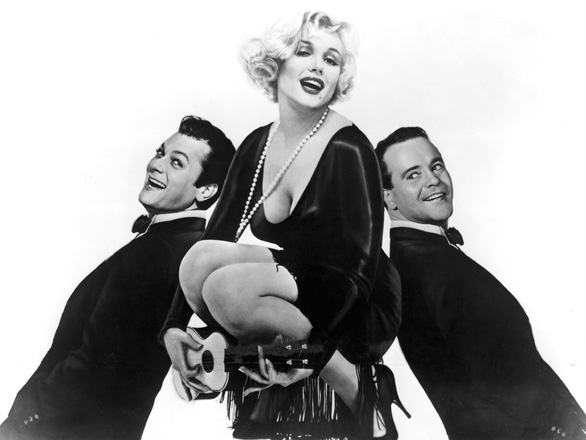 Marilyn Monroe - ma lực của sự hấp dẫn trong Some Like It Hot - Ảnh 4.