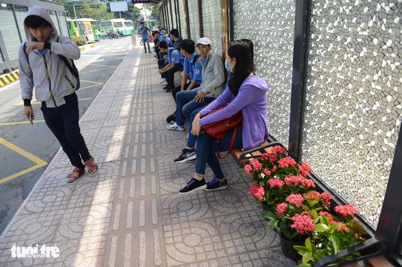 TP.HCM khánh thành trạm xe buýt Hàm Nghi hiện đại - Ảnh 7.