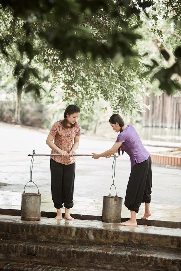 Mẹ chồng Lan Hương đóng MV mừng 20-10  - Ảnh 4.