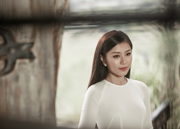 Mẹ chồng Lan Hương đóng MV mừng 20-10  - Ảnh 7.