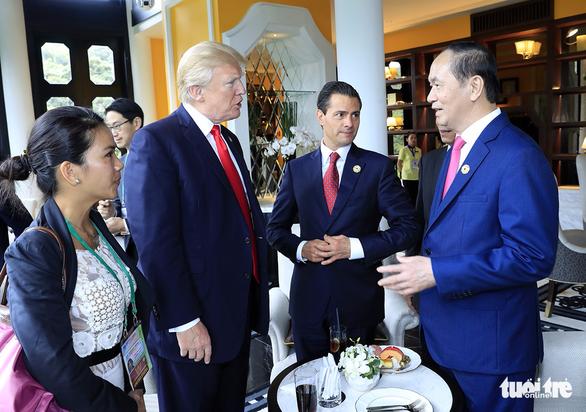Các nhà lãnh đạo kinh tế bắt đầu phiên họp quan trọng nhất APEC - Ảnh 6.