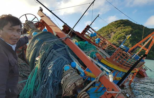 Hàng ngàn ngư dân tại Côn Đảo sẵn sàng ra khơi - Ảnh 6.