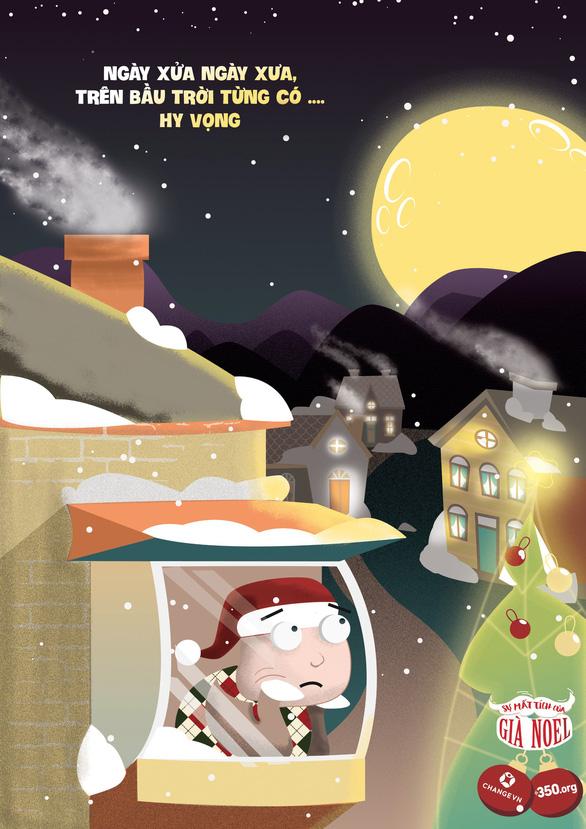 Biến đổi khí hậu, ông già Noel cũng mất tích - Ảnh 9.