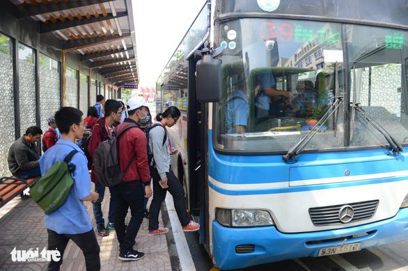 TP.HCM khánh thành trạm xe buýt Hàm Nghi hiện đại - Ảnh 9.