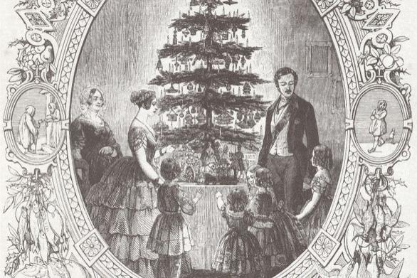 Tại sao Noel lại trang trí cây thông? - Ảnh 3.