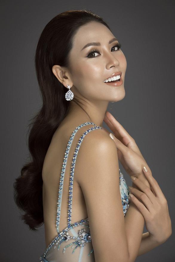 Nguyễn Thị Loan rạng rỡ tại Hoa hậu hoàn vũ thế giới 2017 - Ảnh 3.