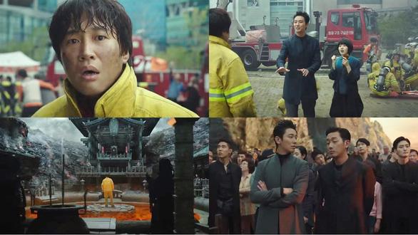 Cha Tae-hyun gửi lời chào Việt Nam nhân ra mắt phim bom tấn - Ảnh 3.