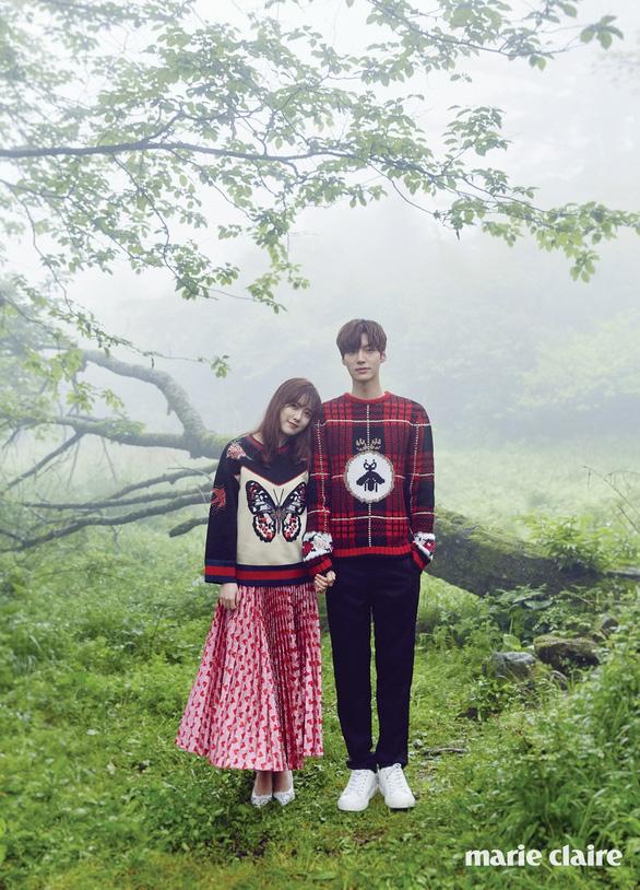 Điểm mặt cặp sao Hàn nổi tiếng hơn sau khi kết hôn - Ảnh 2.