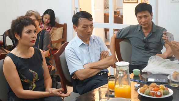 Phó thủ tướng Vũ Đức Đam bất ngờ thị sát Hãng phim truyện Việt Nam - Ảnh 1.