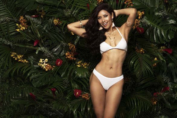 Nguyễn Thị Loan khoe vẻ đẹp bốc lửa trước chung kết Miss Universe 2017 - Ảnh 12.